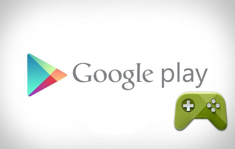 quay màn hình Google Play Games