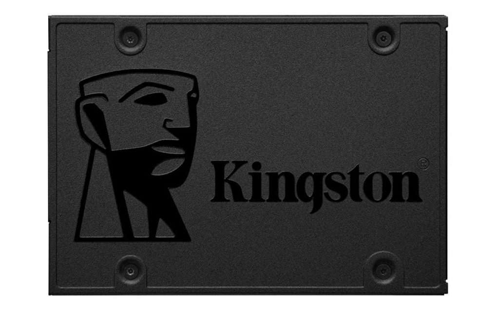 SSD giá rẻ Kingston A400