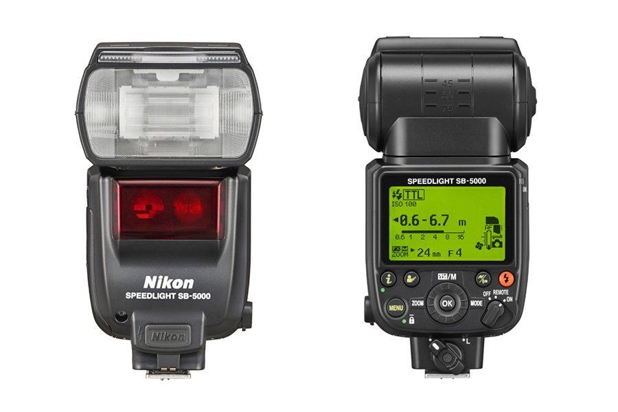 đèn flash Nikon Speedlight SB-5000