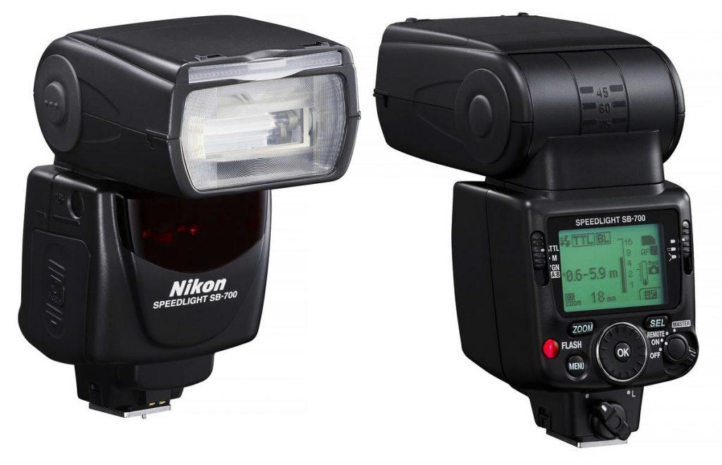 đèn flash Nikon Speedlight SB-700