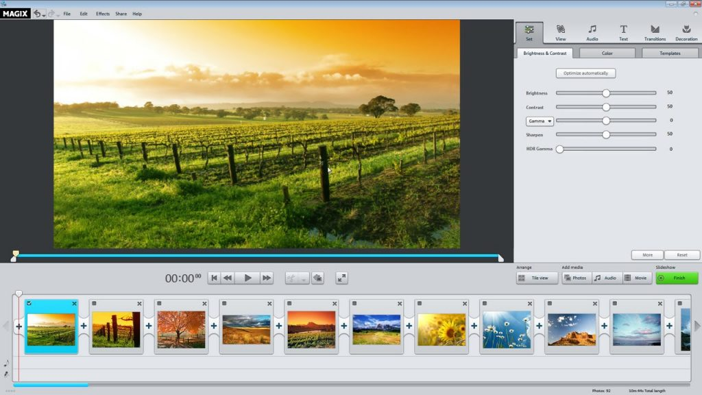 phần mềm Photostory Easy