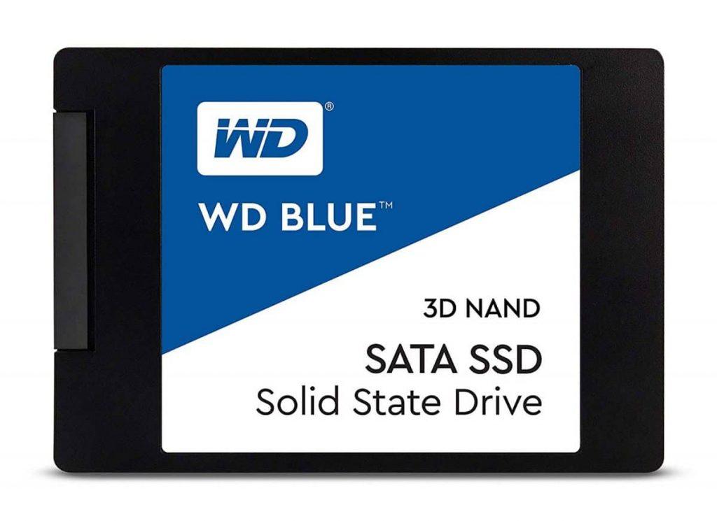 SSD giá rẻ WD Blue 3D NAND
