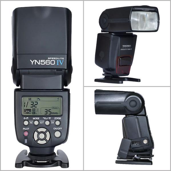 Đèn flash YONGNUO YN560 IV