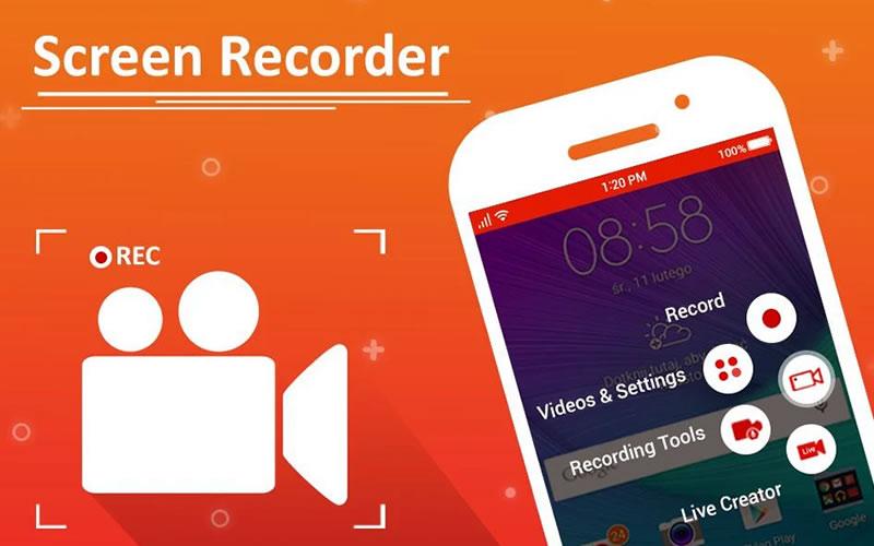 App quay màn hình Android