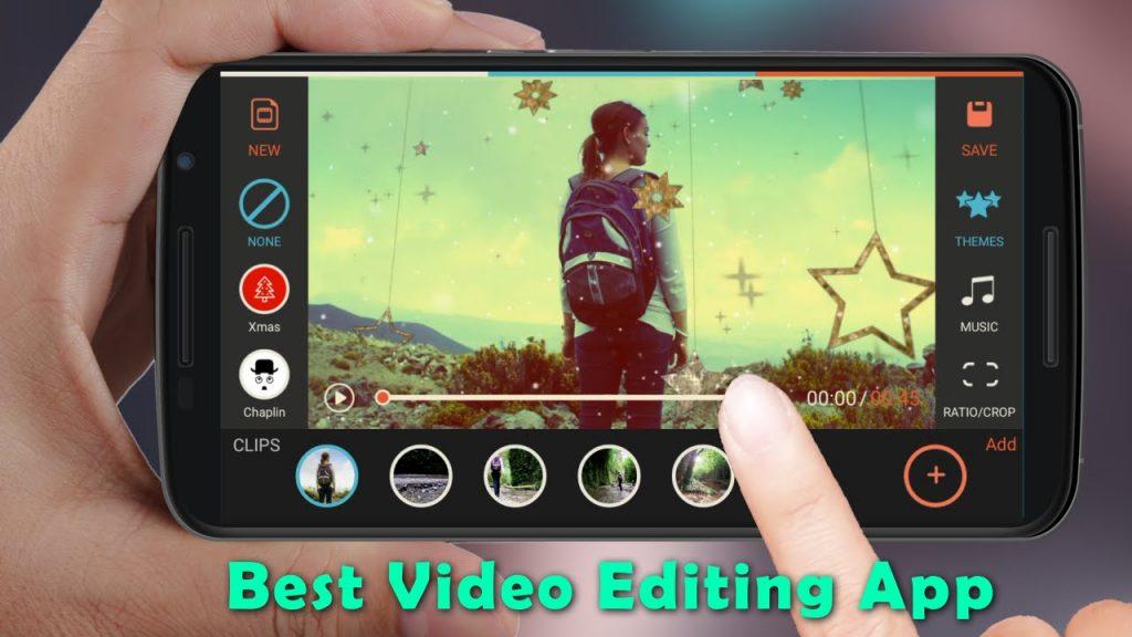 phần mềm edit video trên điện thoại