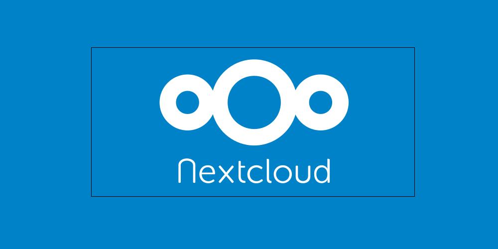 NextCloud free cloud storage