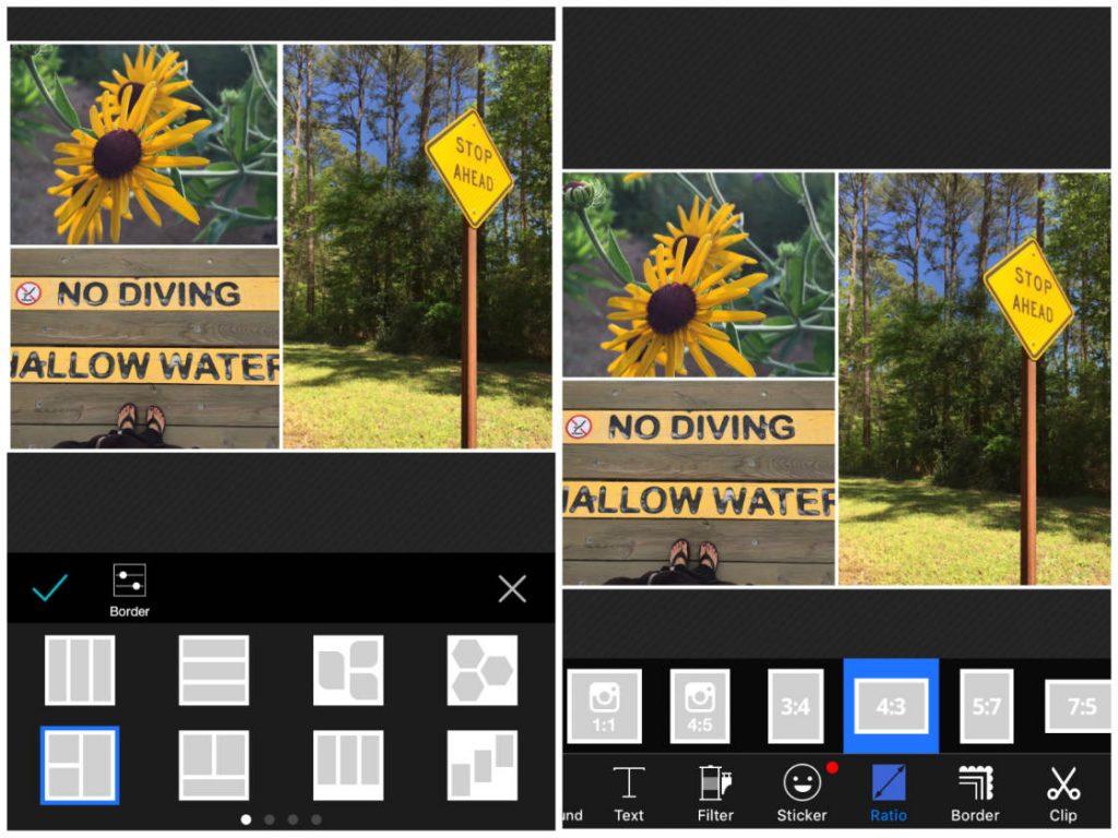 app ghép ảnh Pic Collage