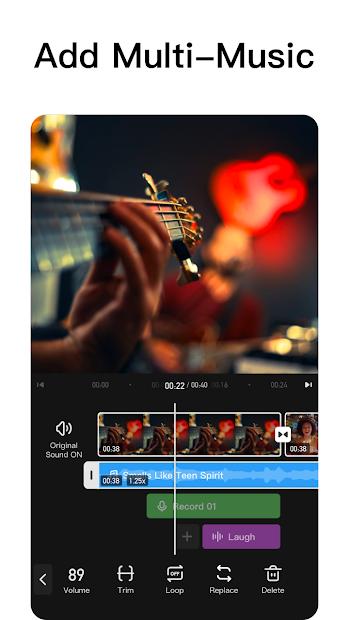 ghép nhạc VivaVideo