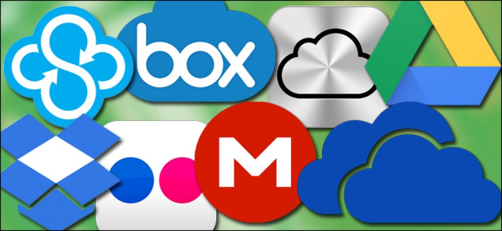 lưu trữ đám mây miễn phí