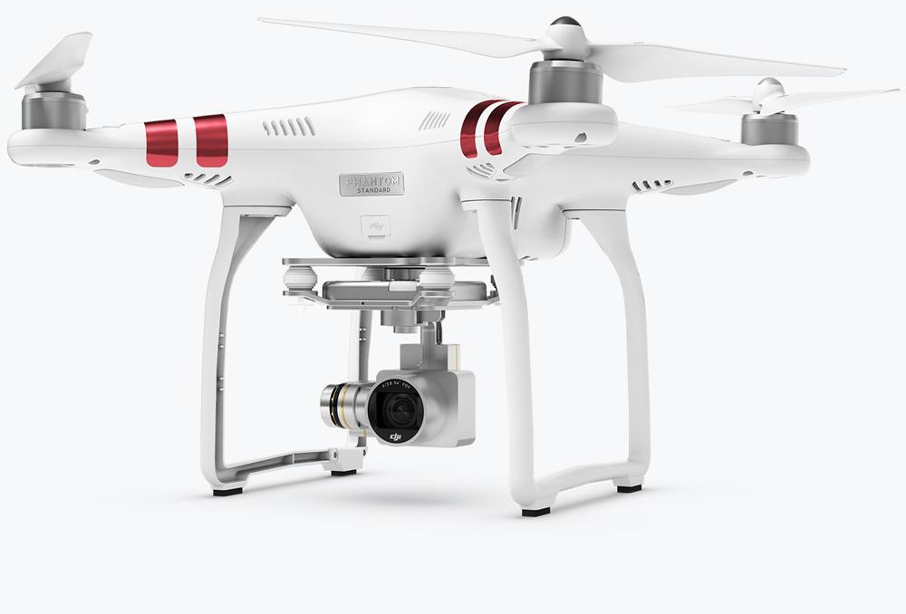 flycam Phantom 3s