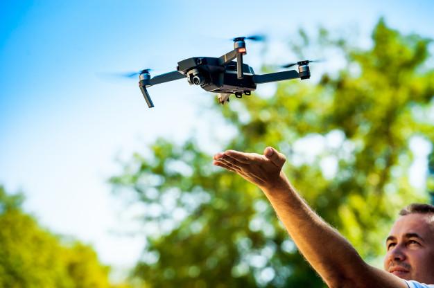 Flycam làm Vlog