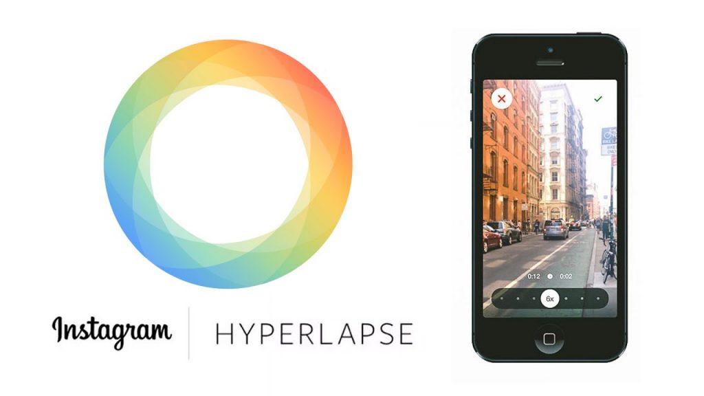 ứng dụng Hyperlapse Instagram