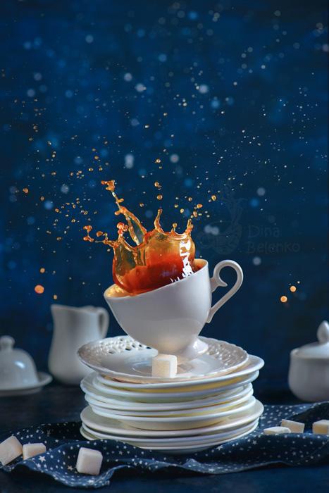 chụp ảnh ly cà phê đẹp