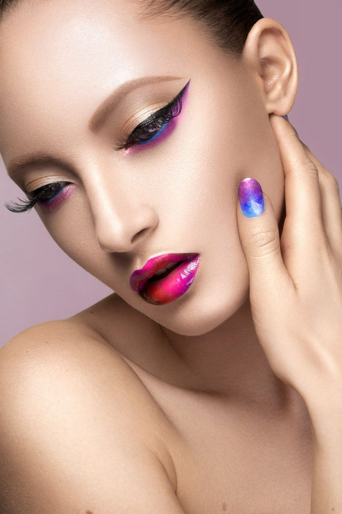 Chụp beauty makeup