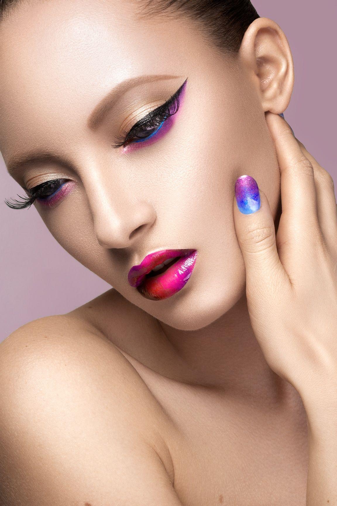 Chụp beauty makeup