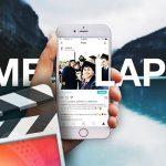 10 App quay Time Lapse Android và iOS tốt nhất