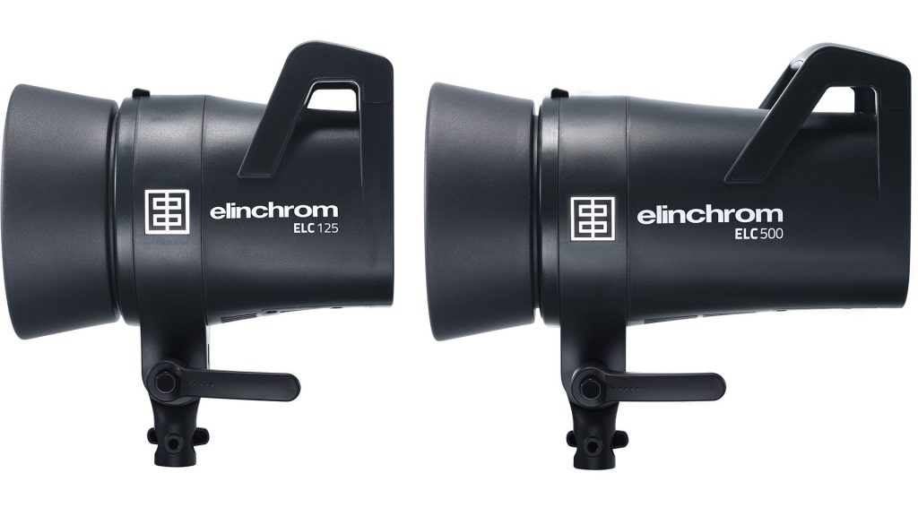 đèn Elinchrom ELC 125/500 TTL