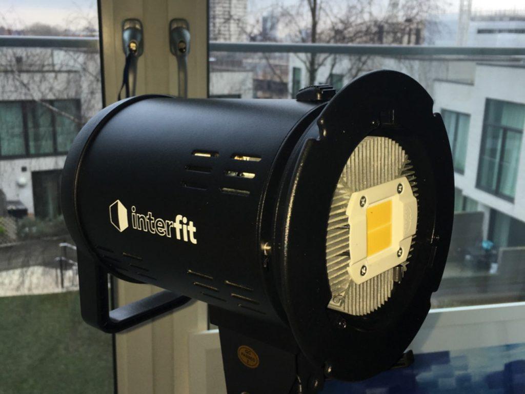 đèn Interfit 100W LED