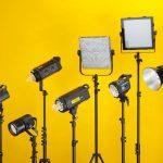 Đèn Studio tốt nhất cho chụp ảnh quay phim