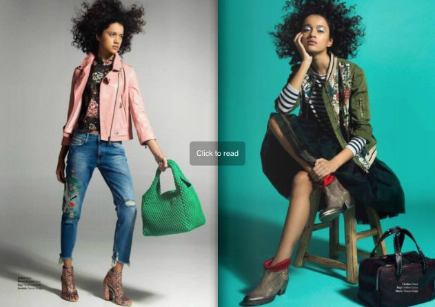 lookbook thời trang