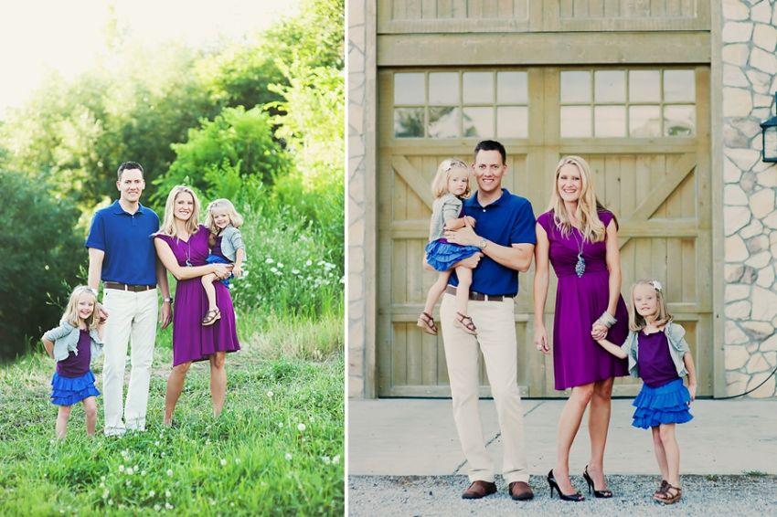 concept áo gia đình
