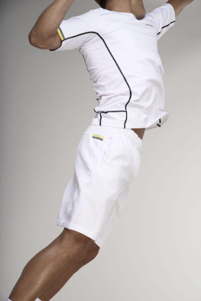 Concept quần áo thể thao