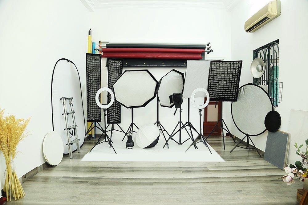 cho thuê studio