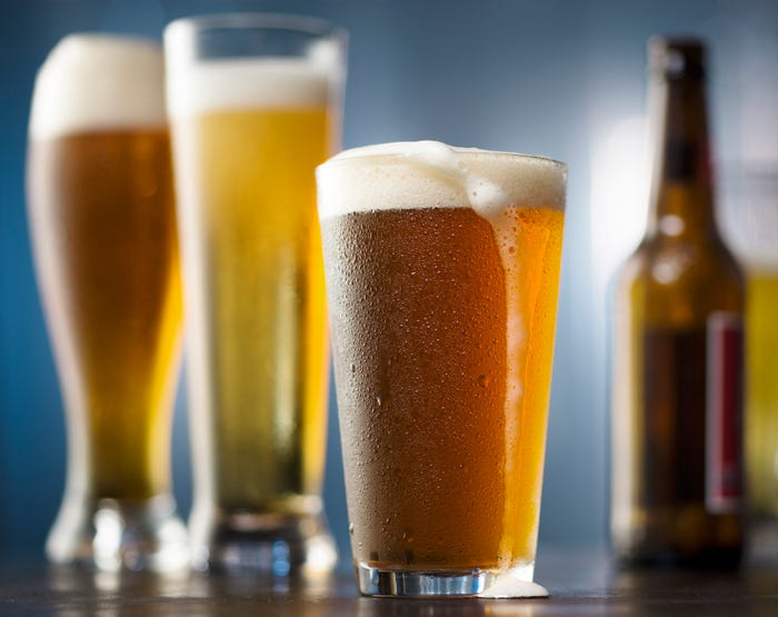chụp ly bia