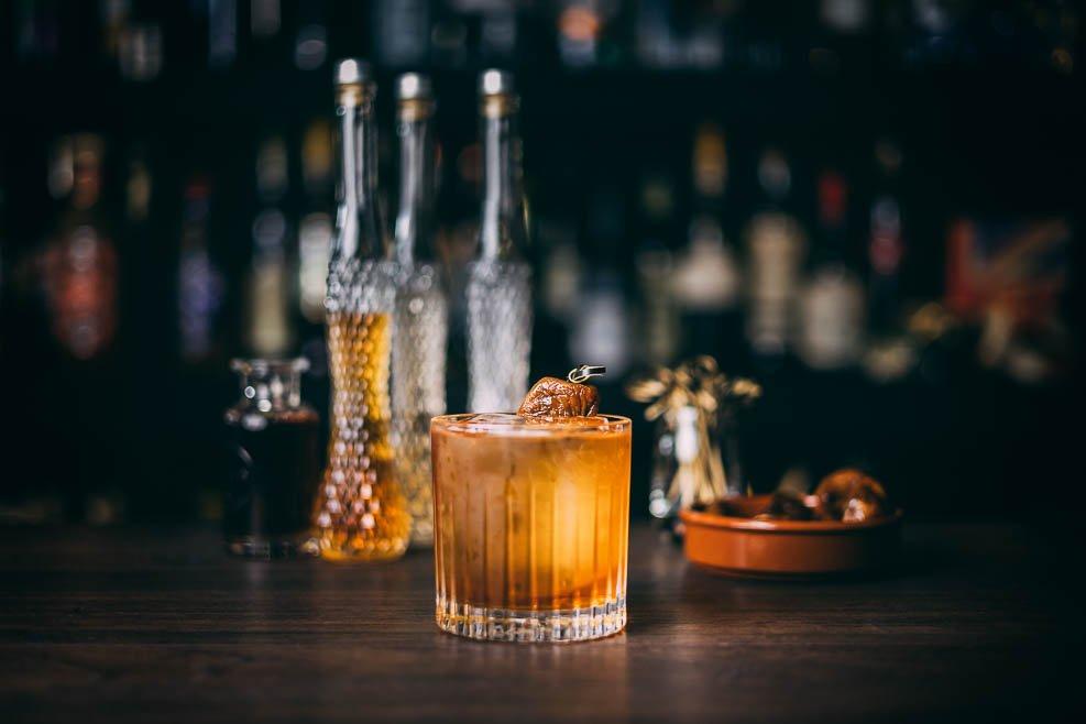 Kỹ thuật chụp Cocktails