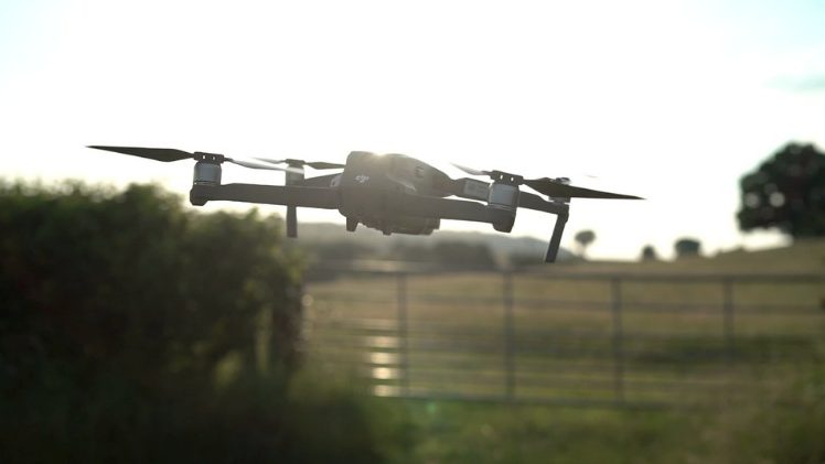 học quay phim với flycam