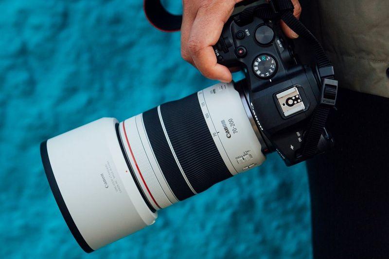 Canon RF 70-200mm f4L