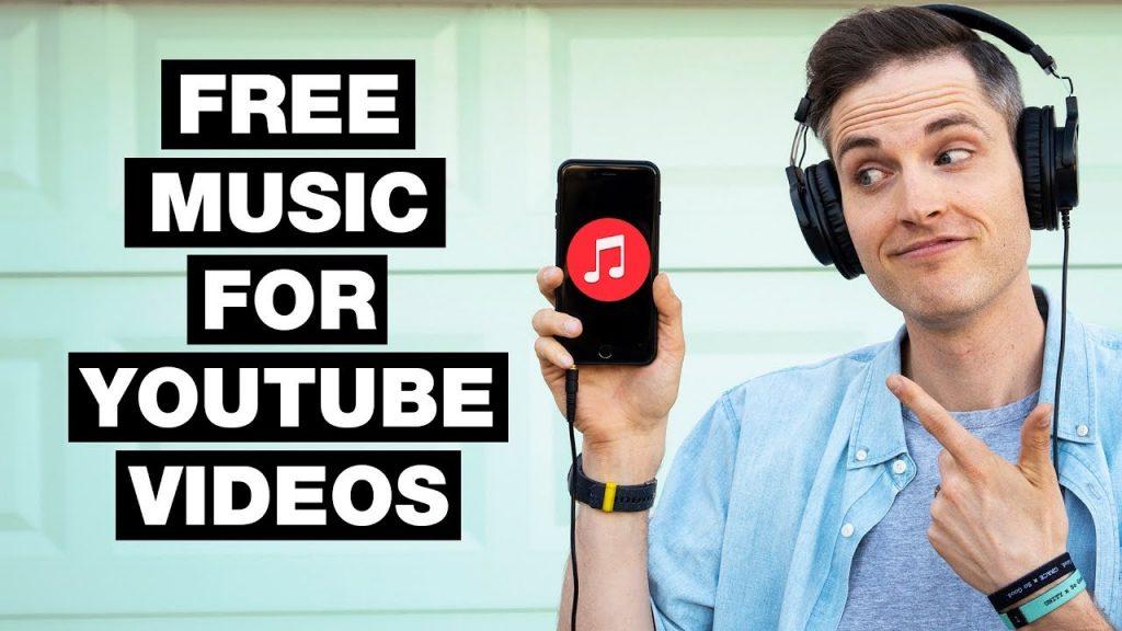 kho nhạc không bản quyền Youtube