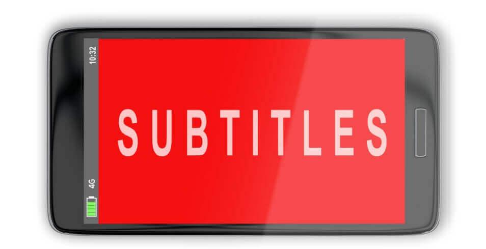 app làm Sub cho video trên điện thoại