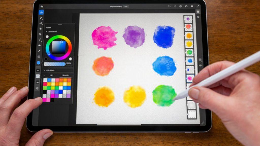 app vẽ