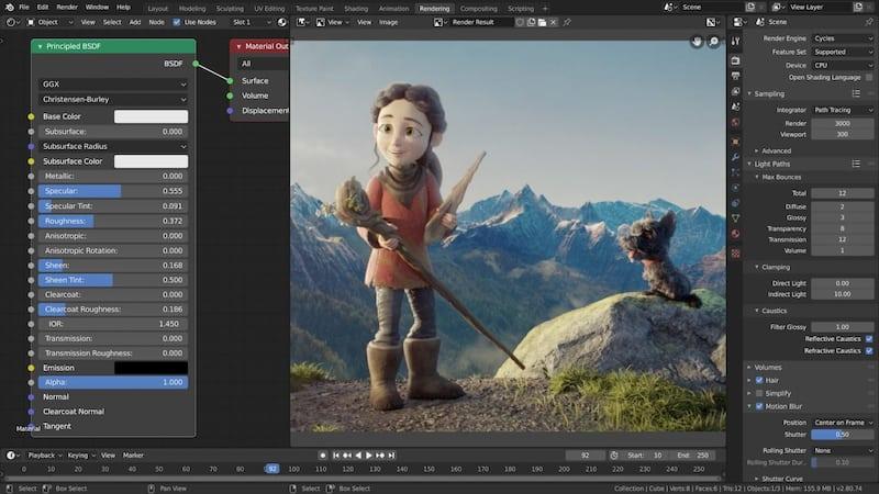 Phần mềm làm phim hoạt hình miễn phí