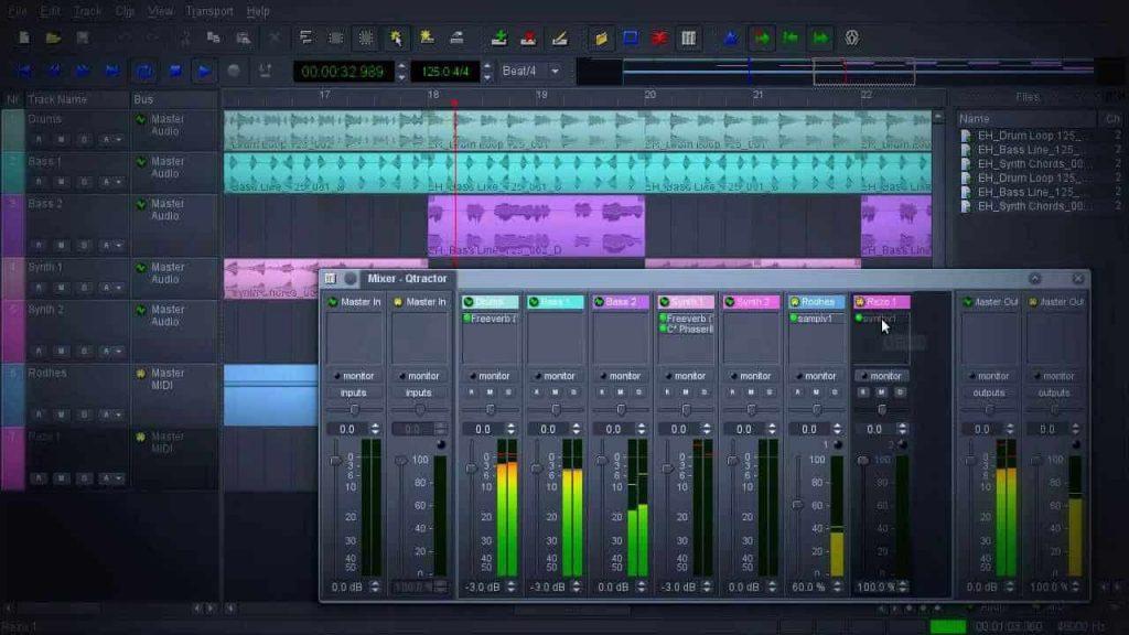 Phần mềm xử lý âm thanh