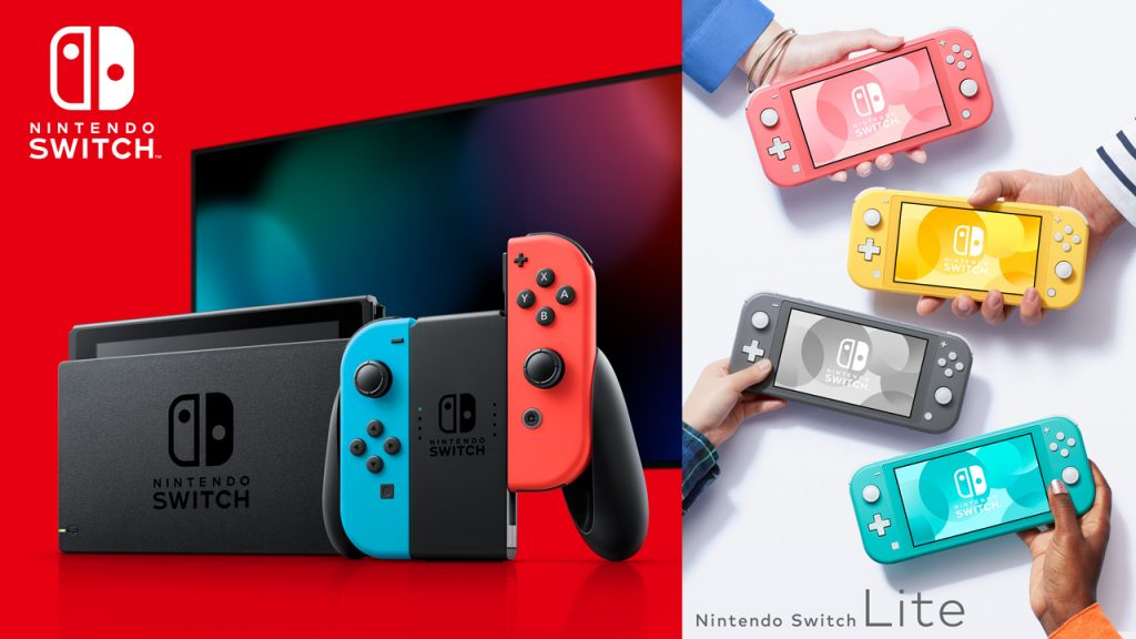 máy chơi game Nintendo Switch
