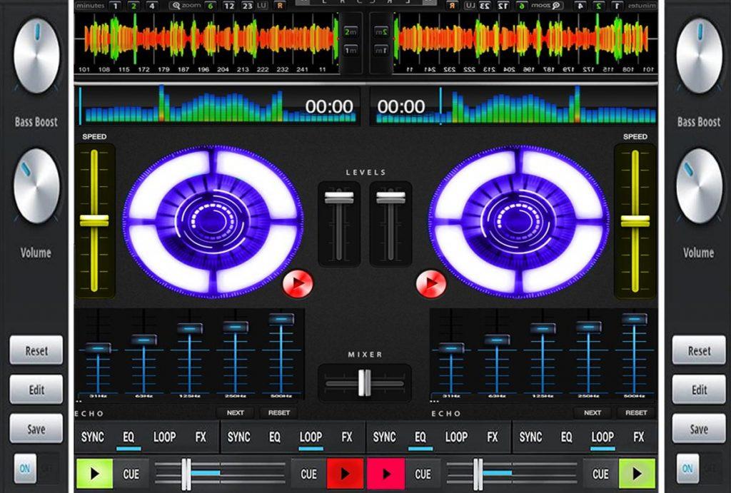App Mix nhạc