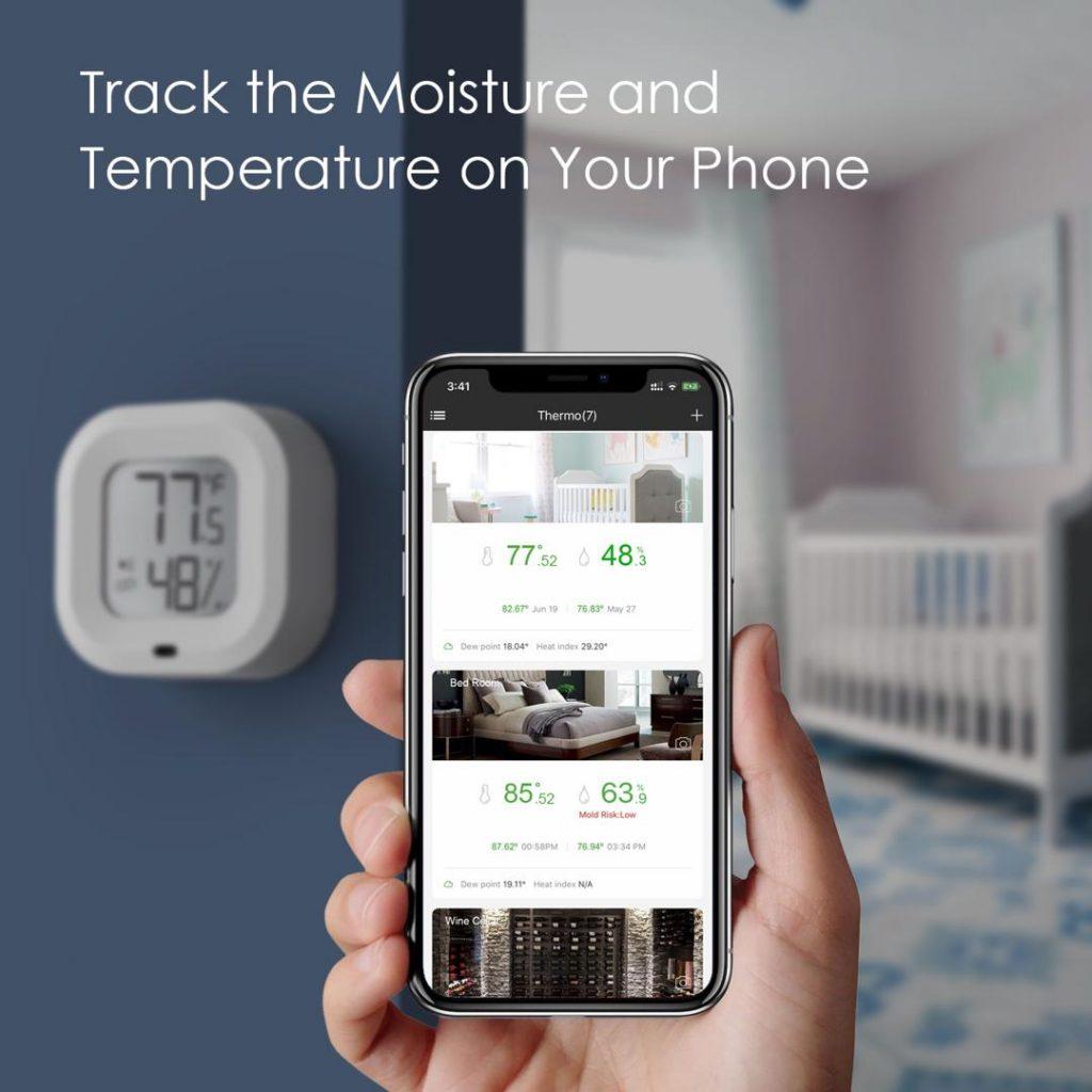 Thermometer – Hygrometer