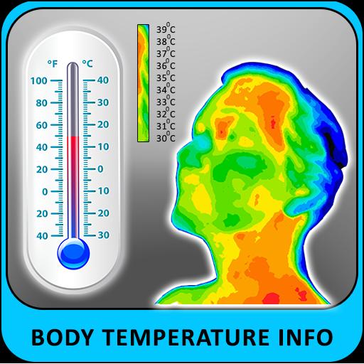 App đo nhiệt độ cơ thể