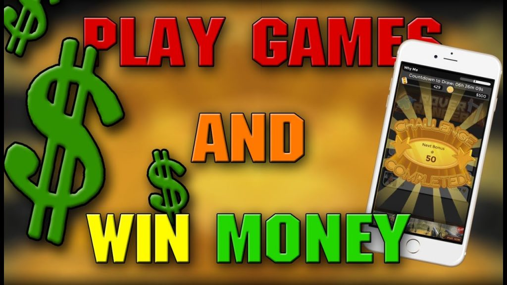 App chơi game kiếm tiền