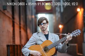 Nikon AF-S 85mm f1.8G-2