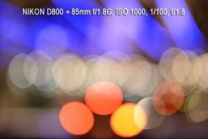 Nikon AF-S 85mm f1.8G-4