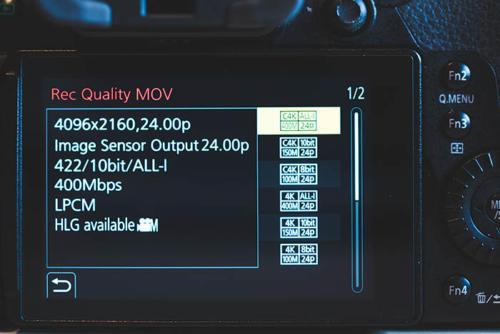 Panasonic Lumix GH5-5