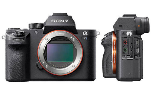 Sony Alpha A7S II-1